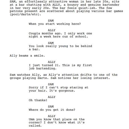 The Flirt, part 1
