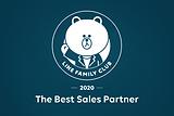 1c_LINE Family Club The Best Sales Partn