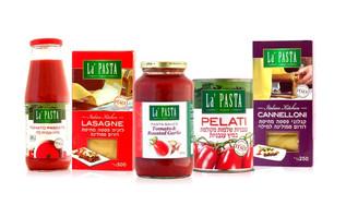 """חוגגים עם מוצרי LA PASTA  של """"תומר""""!"""