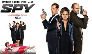 """הסרט """"מרגלת"""" - SPY"""