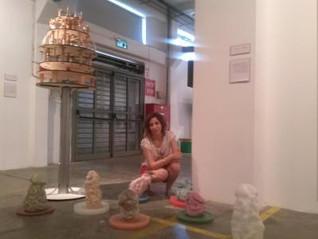 """תערוכה """"מדליקה"""" של בוגרי ביה""""ס לעיצוב ואמנות במכללת סמינר הקיבוצים"""