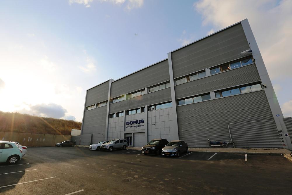 מפעל דומוס החדש בראשלצ.JPG