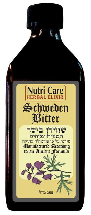 """""""שווידן ביטר"""" של Nutri Care מכין את הגוף לחורף"""