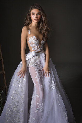 אפרת קליג משיקה שמלות כלה לקיץ 2019