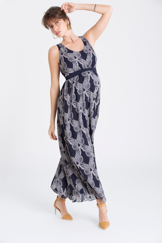 רמי-לי שמלת שיפון פרפרים. 274.90 ש''ח.צילום יריב פיין וגיא כושי.jpg