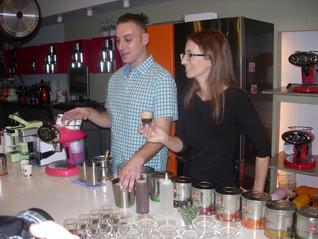 קפה לנדוור וניופאן משתפות פעולה לטובת שיווק מכונות הקפה של illy