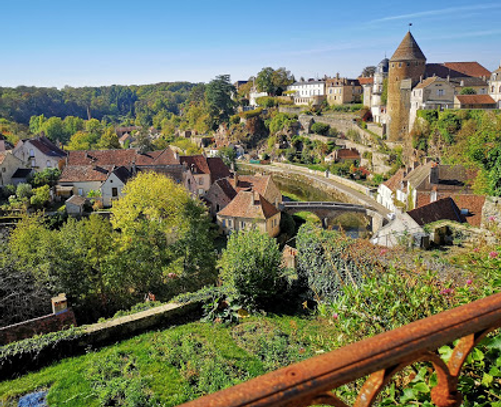 Bourgogne, vacances vertes