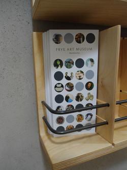 Frye Art Museum Pamphlet Box