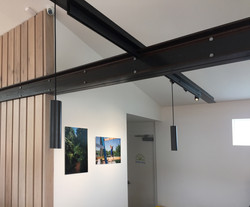 Steel Armature for Lights