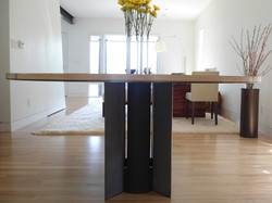 Lazy Susan Dining Room Table