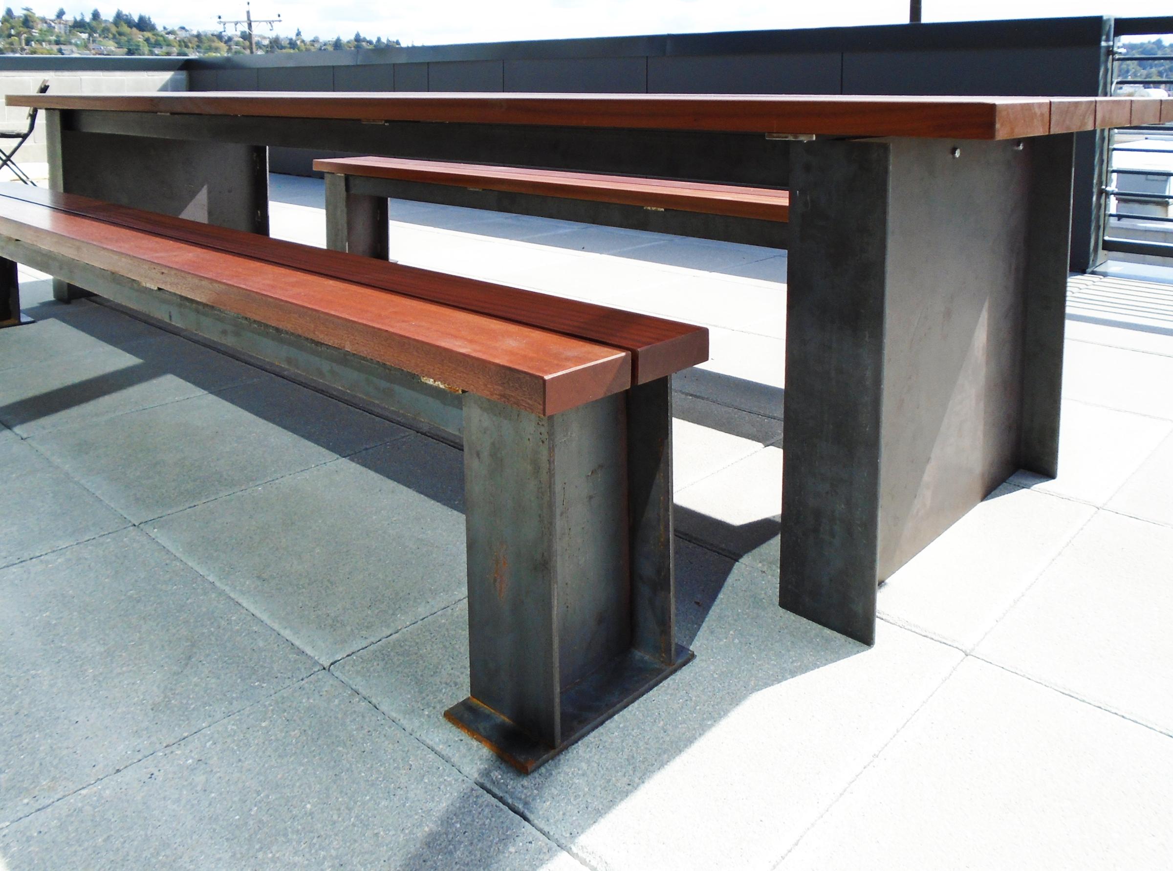 Welded Steel Plate Base