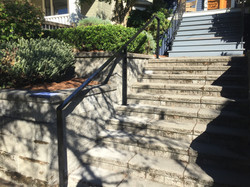 Outdoor Replacement Railing