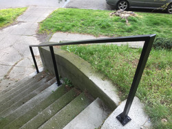 Steel Outdoor Replacement Railing