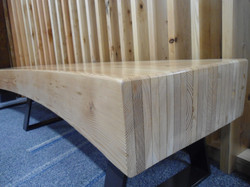 Adapted Glulam Bench