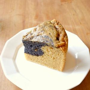 khanam | ごまきなこケーキ