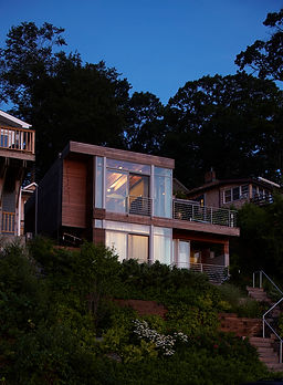 Exterior of Beacon Hill Residence I