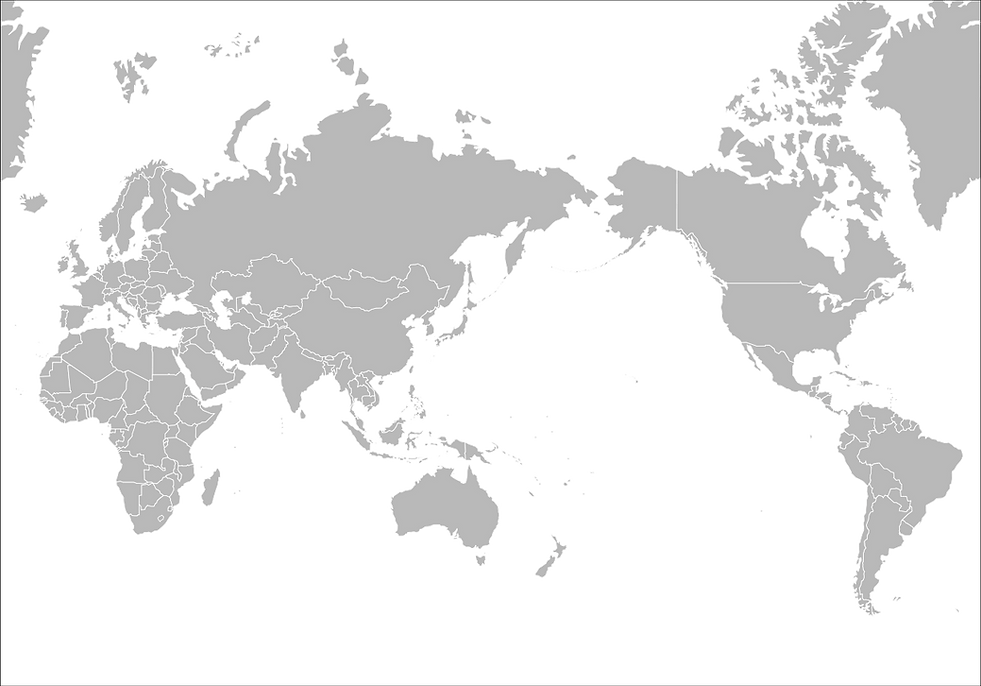 map of influence