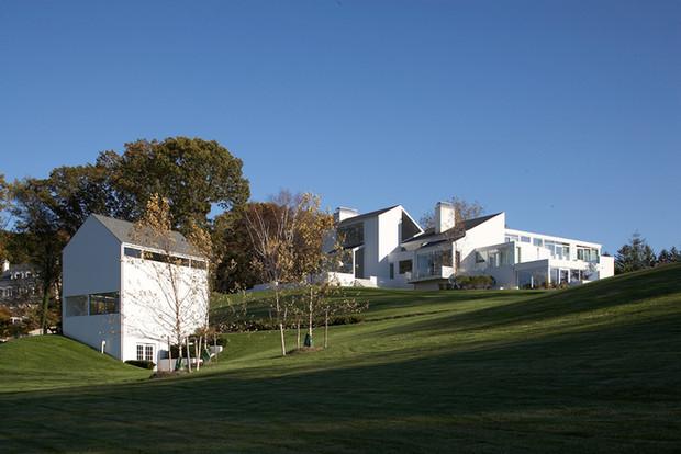 WE DESIGNED JOHN WICK'S HOUSE.