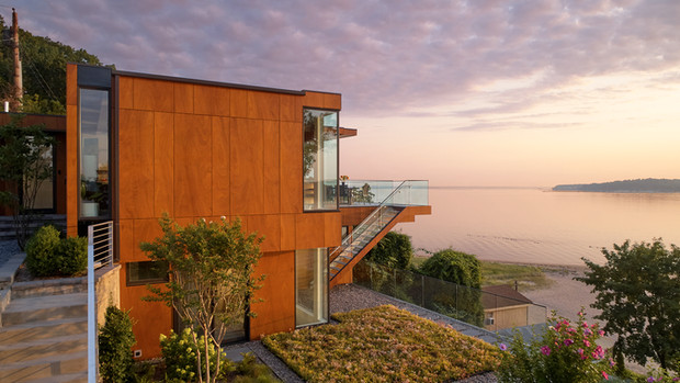 CLIFFSIDE RESIDENCE POSTED!
