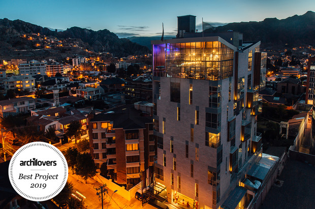 ARCHILOVERS VOTED ATIX HOTEL AS ONE OF THE BEST ON ARCHILOVERS FOR 2019