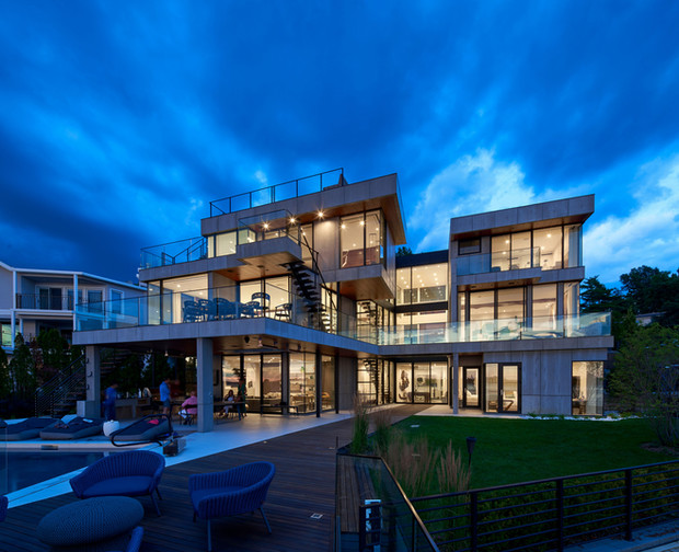ANNOUNCED AS 1 OF THE 9 BEST ARCHITECTS IN GREAT NECK, NEW YORK BY HOME BUILDER DIGEST!