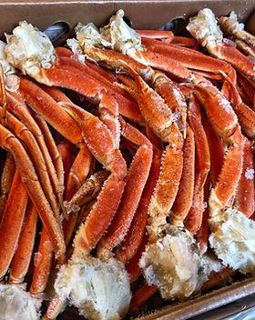 10 lb box Snow Crab Legs