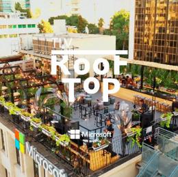 microsoft roof top