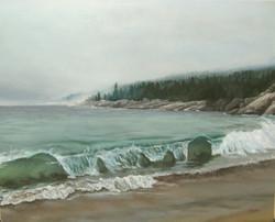 Myles, Steve-Morning in Acadia