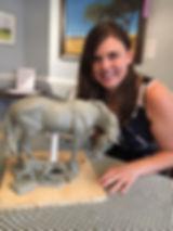 Sculpture week reception 3.JPG