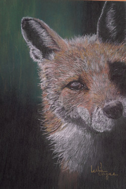 Patterson, Leslie-Watchful Fox