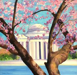 Block, Anne-Jefferson Memorial Cherry Bl