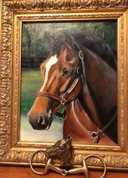 Cadenas, Debbie-Horse Head Study
