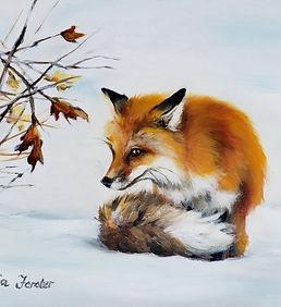Sonja Forster, Feeling the Cold.jpg