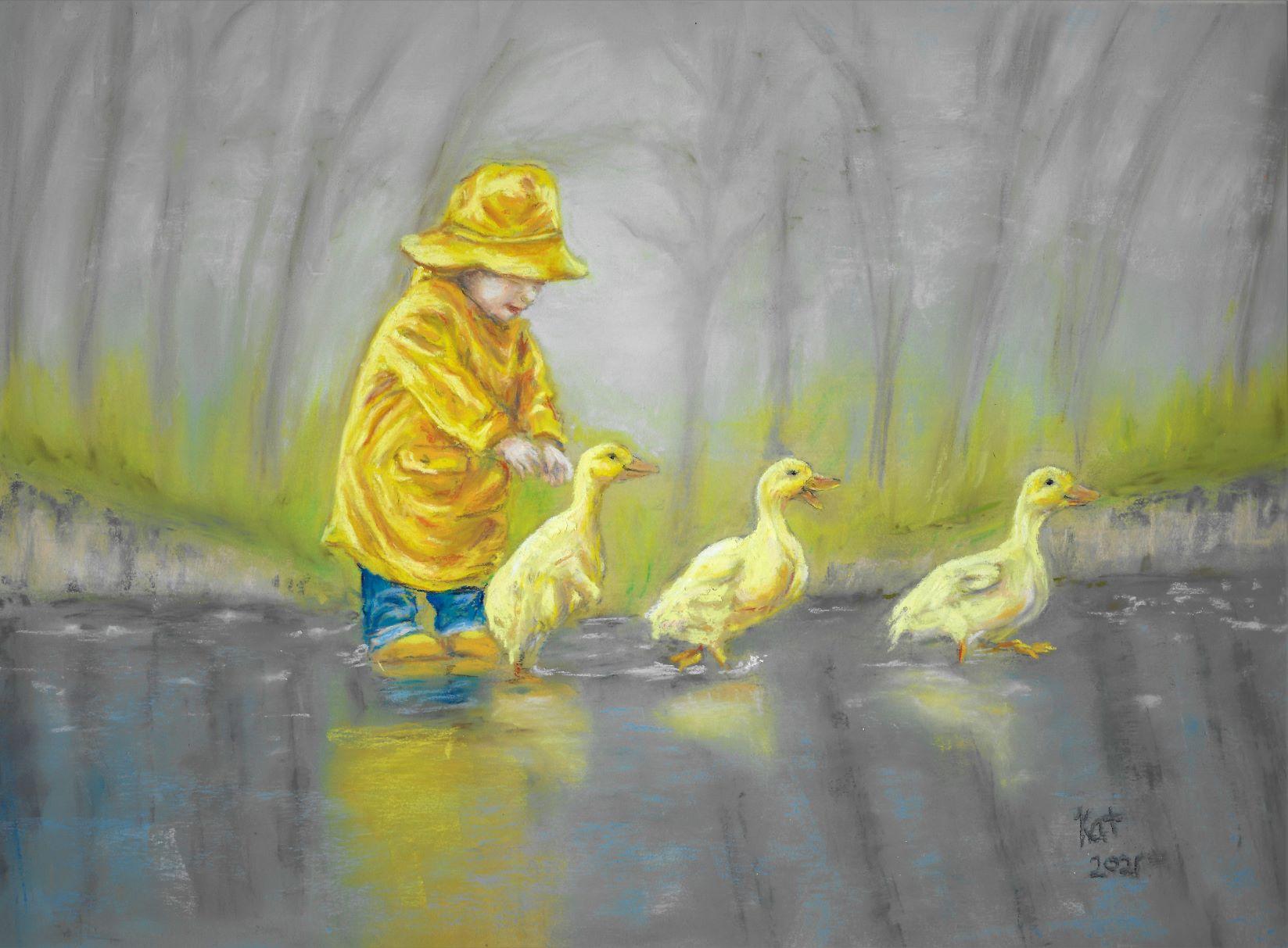 Turner, Kasha-Duck Puddle