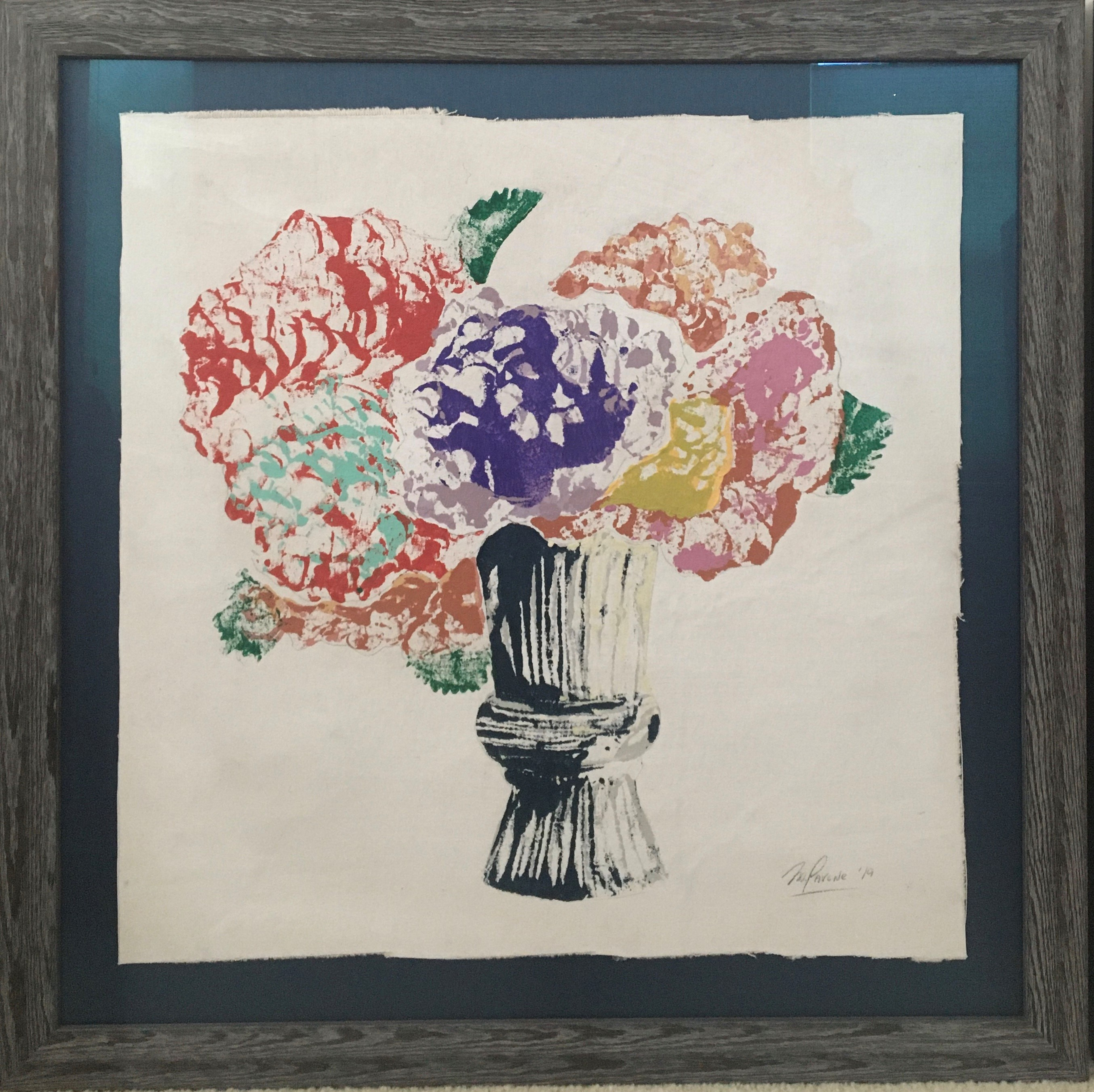 Pavone, Matt-Untitled Hydrangeas 2