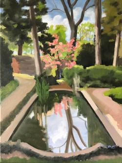 Garden Reflections, Jessica Wilson