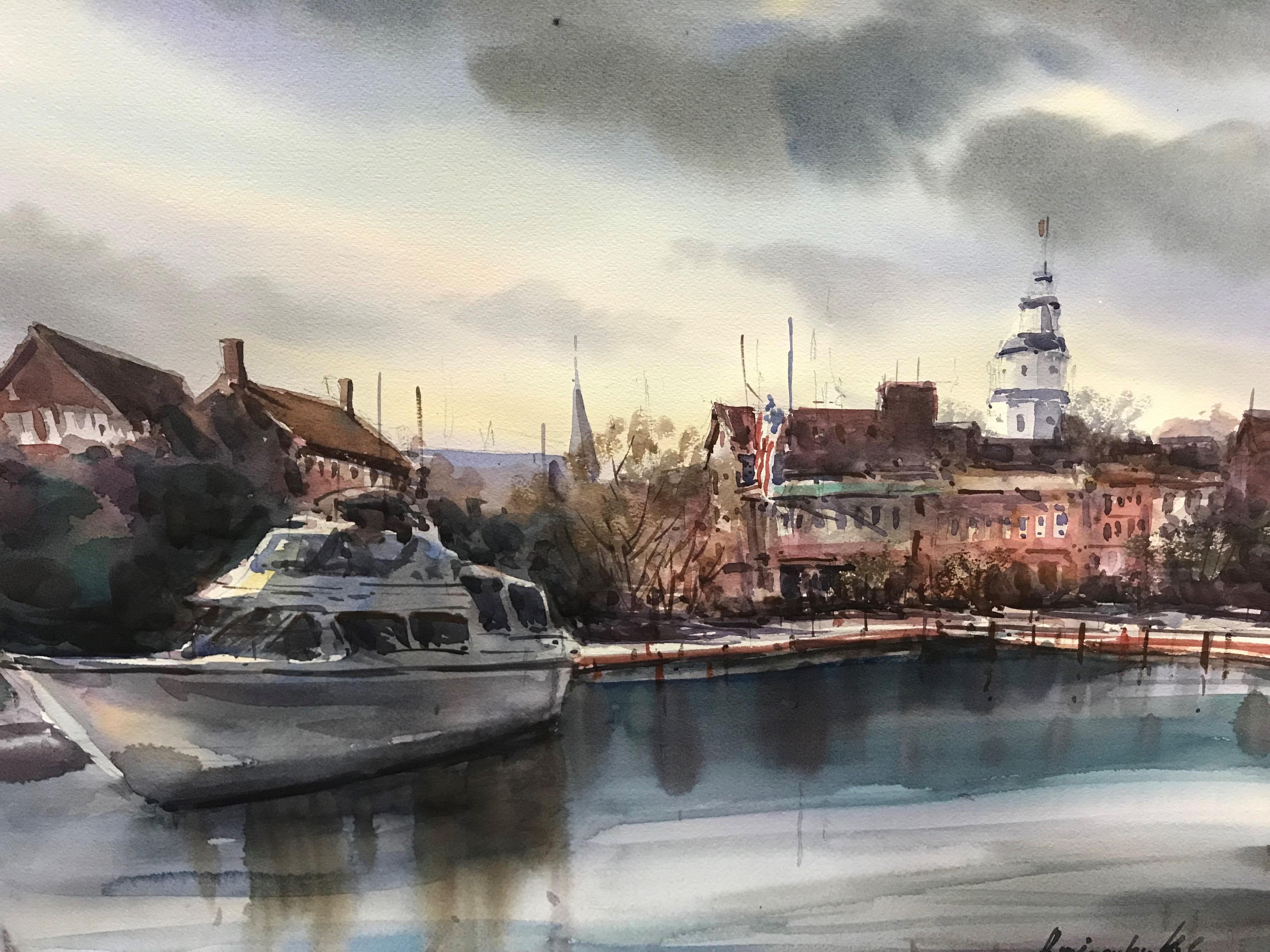 Rajendra KC-Annapolis