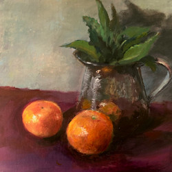 Miyamoto, Marilyn-Still Life with Clementines
