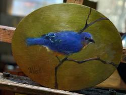 Weed, Peggy-Bluebird