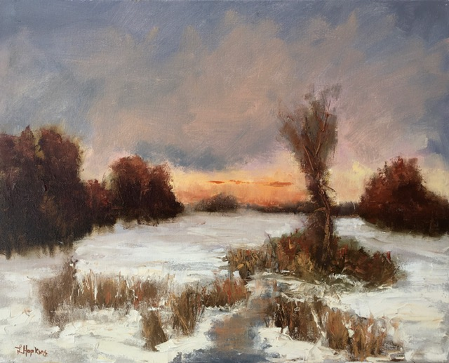 Hopkins, Laura-November Snow