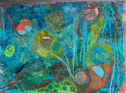 Padilla, Chito-In the Garden of Mermaids