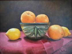DeFluri, Peter-Oranges in a Bowl