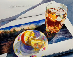 BruniniNoreen_CoffeeTableBookTravel2020_watercolor