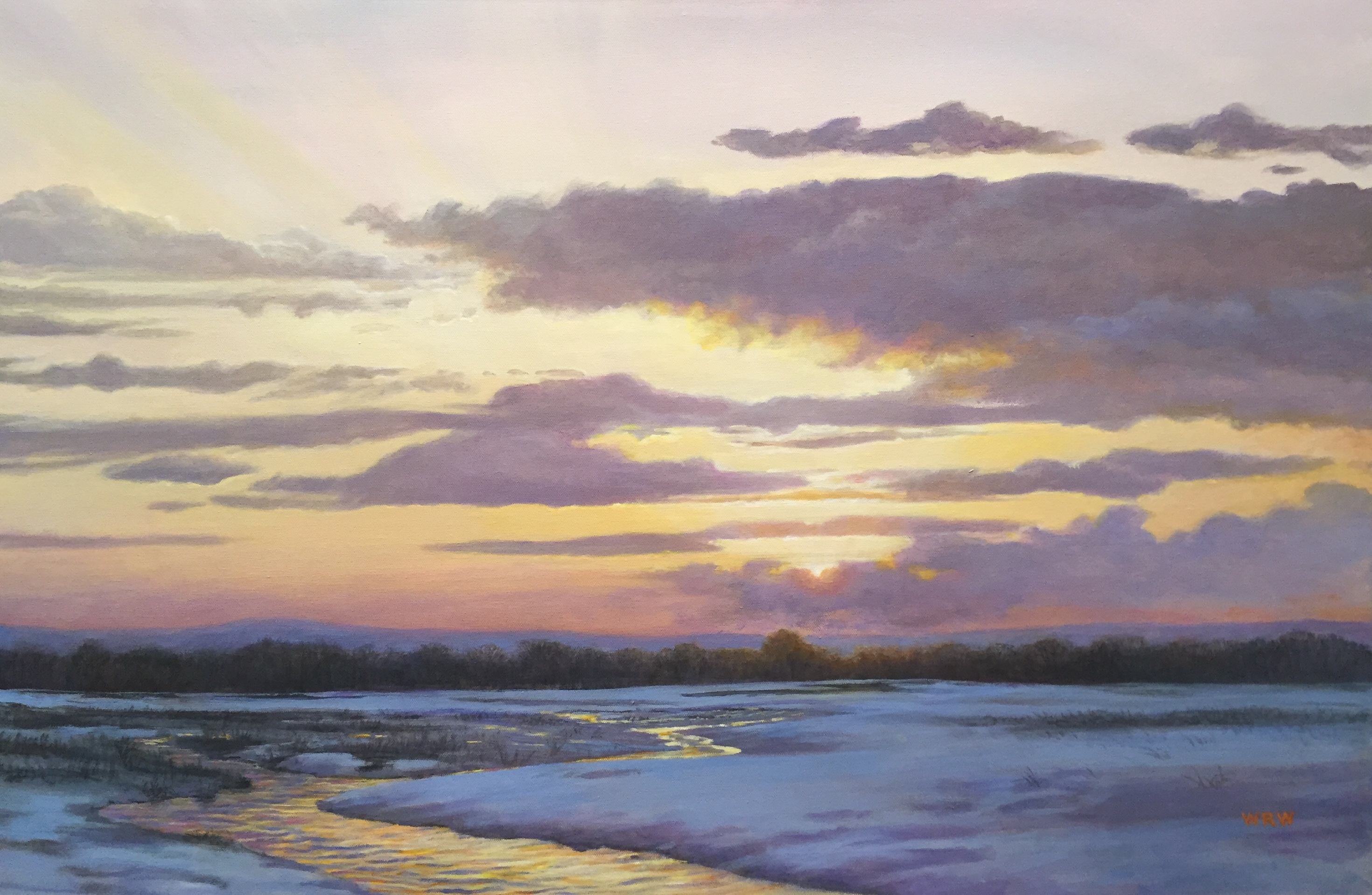 Walsh, William-Late Winter