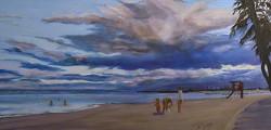 Cornish, Mary-Dawn at Waikiki Beach