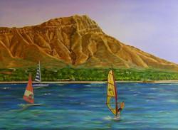 Cornish, Mary-Diamond Head Hawaii