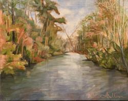Calhoun, Anne-Lafayette Creek