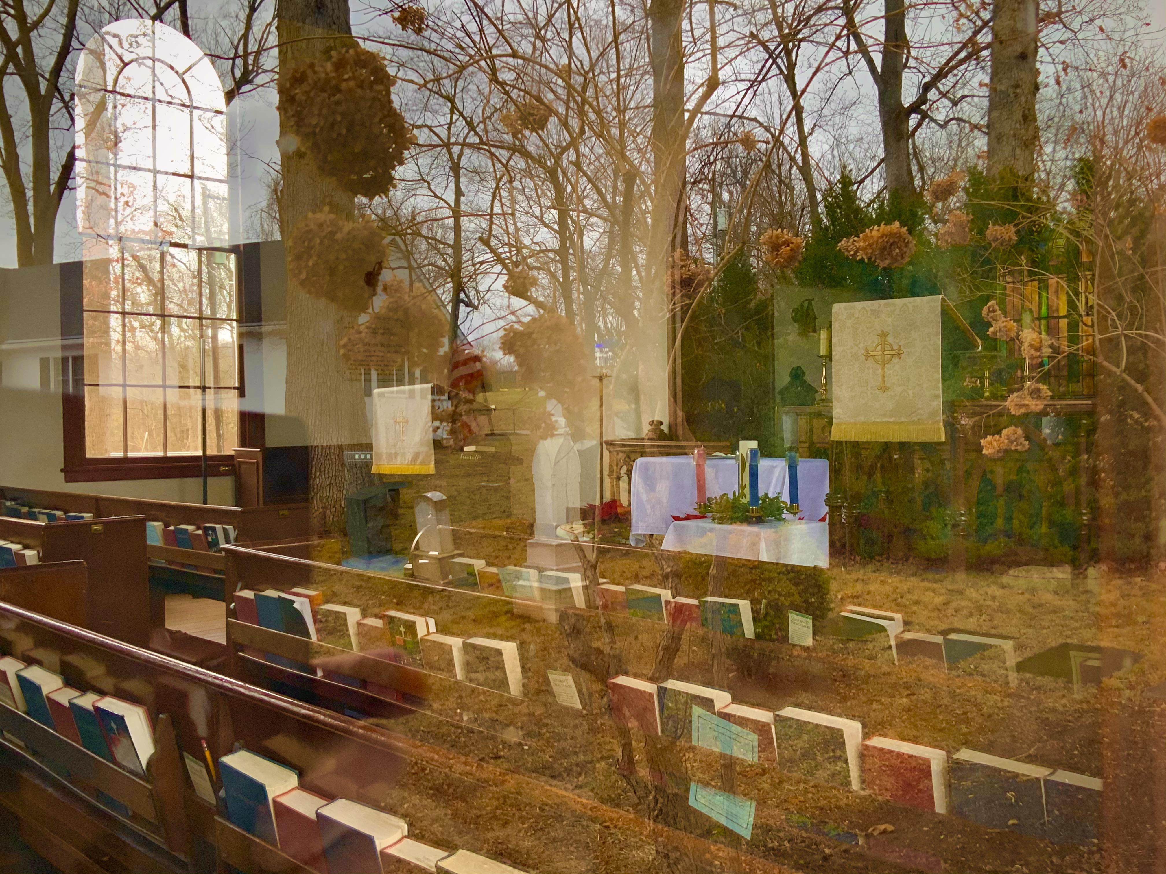 Pyles, Gomer-Spiritual Dwelling