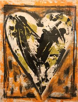 Pavoone, Matt-Heart (Orange) 2019