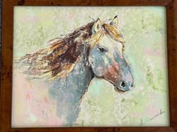 Viscardi, Linda-A Horse of Course